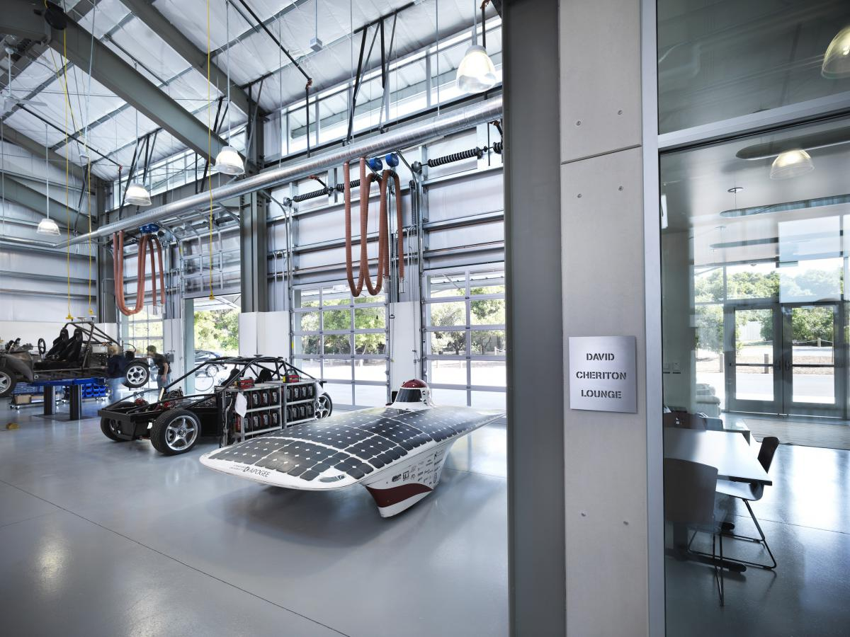 The Automotive Innovation Facility Houses The Volkswagen Automotive  Innovation Lab (VAIL) Which Provides A State Of The Art Vehicle Research  Facility And ...